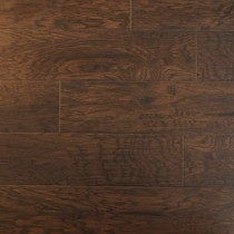 Piso laminado - Hickory  Saddle