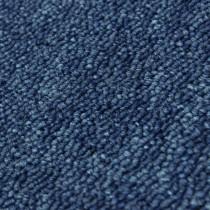 Alfombra modular azul - Blueberry 84