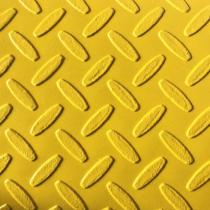 Linoleum espiga pasillo Amarillo