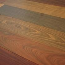 Piso de madera - Ipe