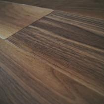 Piso de madera - Walnut