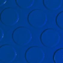 Linoleum tachón Grande Pasillo Azul