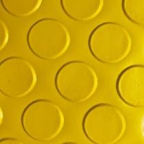 Linoleum tachón Grande Pasillo Amarillo