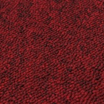 Alfombra modular roja - Watermelon Red 15