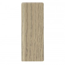 Zoclo de madera - Almond