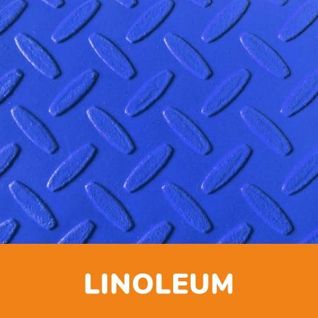 Linoleum uso rudo